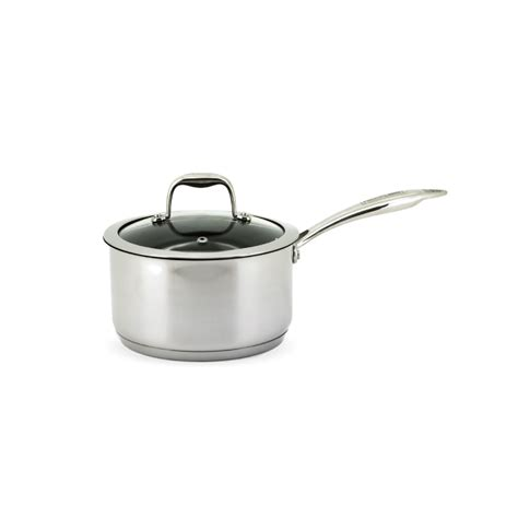 Pan Bolde Sauce Pan 18 Cm Lid Granite Coating Free neoflam stainless steel 20cm sauce pan induction with glass