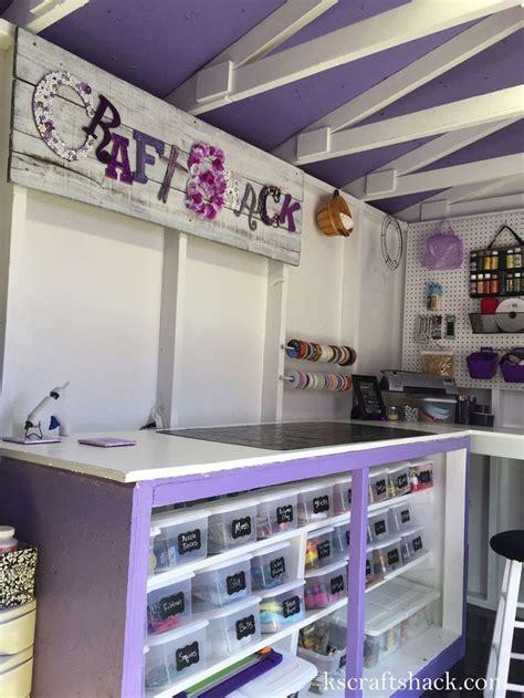 craft sheds best 25 craft shed ideas on pinterest she sheds shed