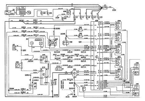 1994 volvo 850 wiring diagram 29 wiring diagram images