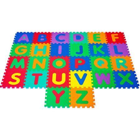 Puzzle Mat Walmart by Image Abc Foam Puzzle Mat Walmart