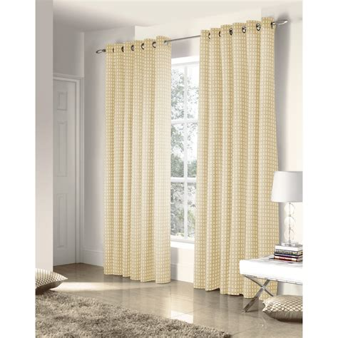 lined ring top curtains ring top fully lined woven jacquard curtains ready made
