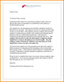 Cover Letter Template To Whom It May Concern by 11 To Whom It May Concern Letter Resume Emails