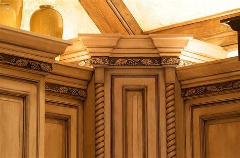 Kitchen Cabinet Moulding Ideas Molding Kitchen Cabinets Decorative Moldings Custom