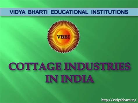 What Brought An End To Cottage Industries by Cottage Industries In India
