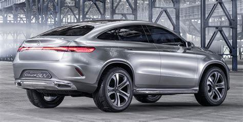 Mercedes X6 by Mercedes Coupe Suv Concept Previews X6 Rival Image 242569