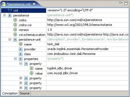 Modification De Fichier Xml by Cours Java Et Eclipse De J M Doudoux