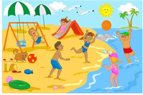 si鑒e free vinilo ni 241 os jugando en la playa con la bola tobog 225 n y