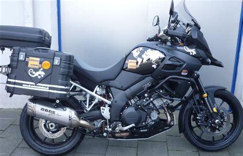 Motorrad Mieten Euskirchen by Umgebautes Motorrad Suzuki V Strom 1000 2 Rad L 246 Hmer