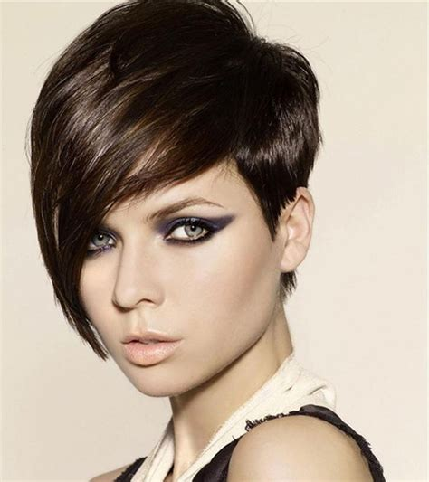 hairstyles only trendy short haircuts for 2013 short hairstyles 2016