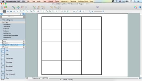 how to make a floor plan on the computer how to create a floor plan and furniture layout hgtv