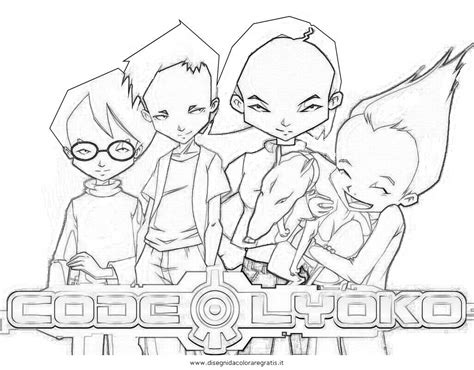 code lyoko coloring pages minister coloring
