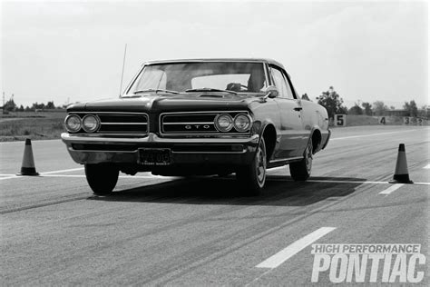 pontiac gto by year 1964 pontiac gto fifty years anniversary photo 1