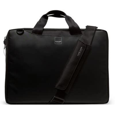 Acme Made The Jackson Brief For All Laptop Up To 15 Black T1827 notebook messenger taschen