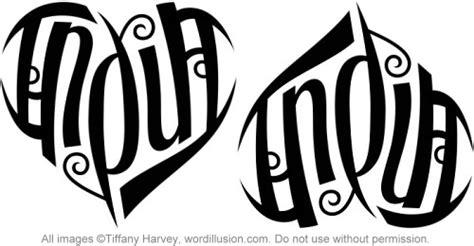 alphabet anagram tattoo 54 best ambigrams images on pinterest tattoo ideas