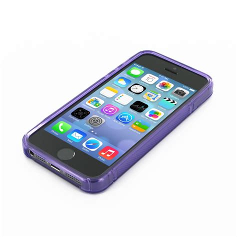 Kualitas Bagus For Iphone 5 5s Soft Casesl 06 Casing iphone 5 5s soft purple s shape pattern pdair 10