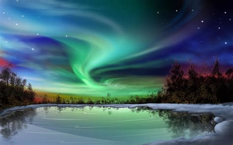 northern lights wallpapers 183