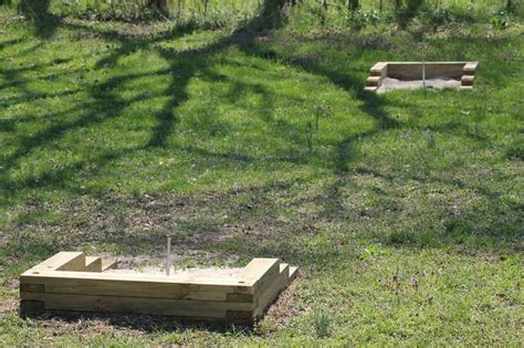 building a horseshoe pit in backyard how to build a horseshoe pit in your backyard