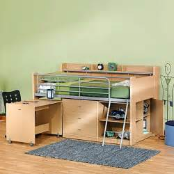 loft bed with storage simplicity storage loft bed furniture home design ideas