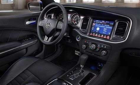 2013 Charger Interior by Car And Driver