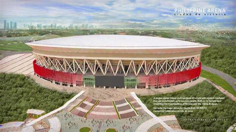 Philippine Arena Floor Plan by Iglesia Ni Cristo S Philippine Arena Facts Photos And