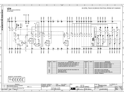 abb wiring diagrams wiring diagram manual