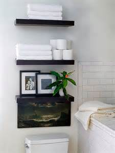 bathroom in wall shelves 20 creative bathroom towel storage ideas