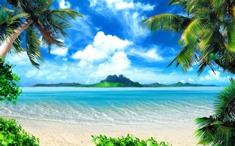 best beaches in the world to visit world visits top 8 tropical beach collction relaxing