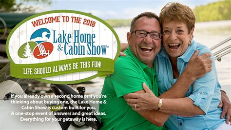 Cabin Show Minneapolis by Minneapolis Features Lake Home Cabin Show Official Site