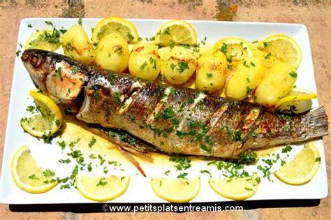 cuisiner poisson blanc mulet au beurre noisette petits plats entre amis