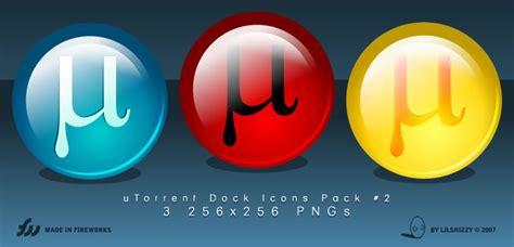 blue utorrent utorrent dock icons pack 2 by lilshizzy on deviantart