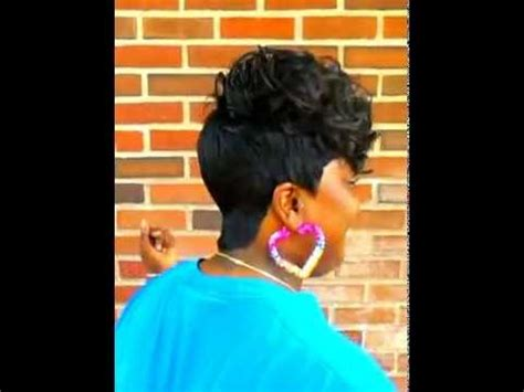 mohawk 27 pc with curls quick weave hairstyles youtube rachael edwards