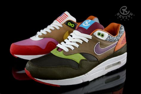 Nike Air Max One 7 air max 1 quot what the one quot patta elephant atmos