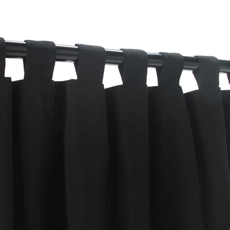 black outdoor curtains black outdoor curtains black sunbrella outdoor curtains
