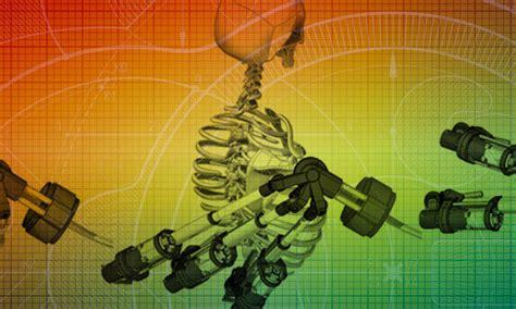 Exoskeleton A Novel novel exoskeleton robot relieves shoulder injuries