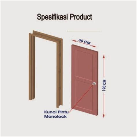 Lu Gantung Minimalis Lebar 65 Cm cara membuat ukuran pintu kamar mandi rumah minimalis sederhana