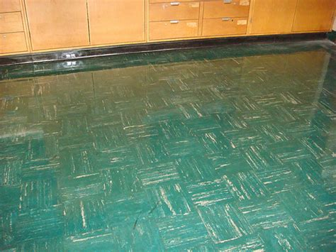 Retro Flooring by Vintage Retro Asbestos Floor Tile Flickr Photo