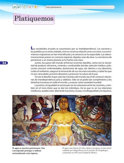 libro de formacion issuu formaci 243 n c 237 vica y 201 tica 6to grado by rar 225 muri issuu