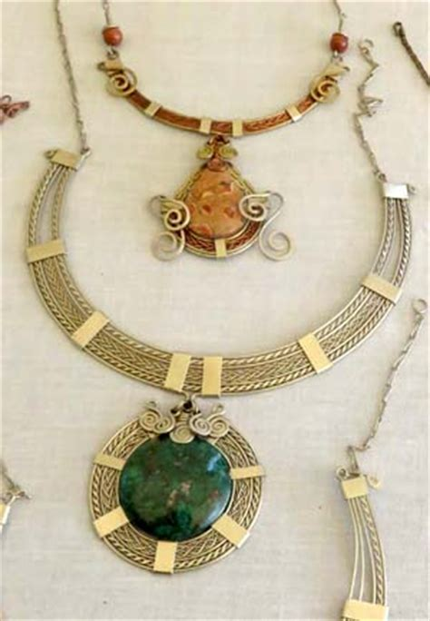 Handmade Peruvian Jewelry - wari designs offers peruvian style jewelry handmade in