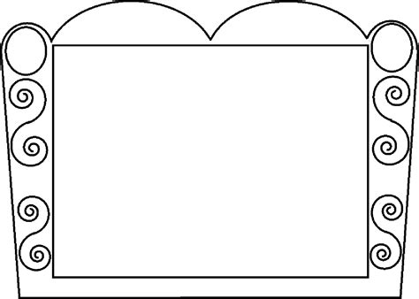 blank tombstone template clipart best
