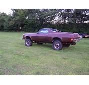Sell Used 1977 Chevrolet El Camino 4x4 4wd Blazer In
