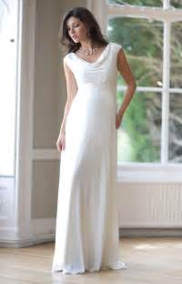 Pregnant Wedding Dresses Liberty Maternity Wedding Gown Ivory Maternity Wedding Dresses Evening Wear And Party