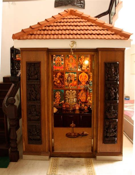 1000 ideas about puja room on indian homes