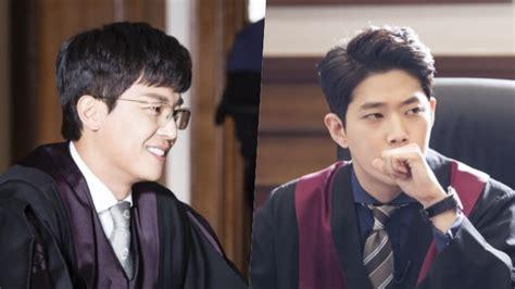 dramacool judge vs judge yeon woo jin and dong ha get into character behind the