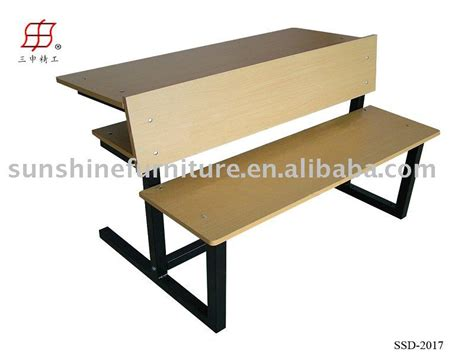 desks for college students college school indoor wooden students desk bench