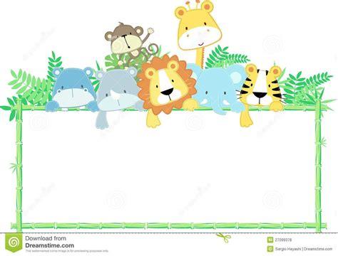 design zoo graphics zoo animals clipart border safari pinterest