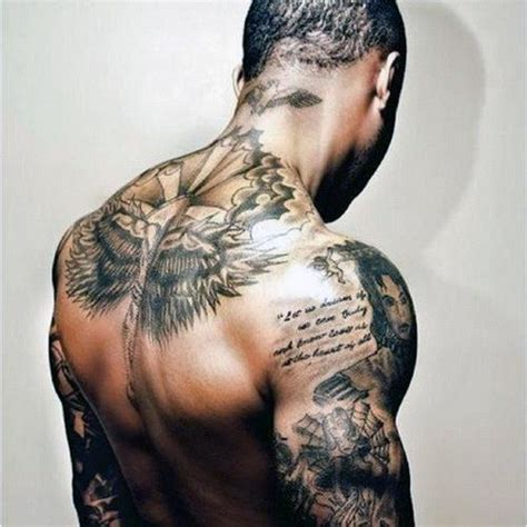 back tattoos for men quotes 40 quote tattoos for expression of words written in ink