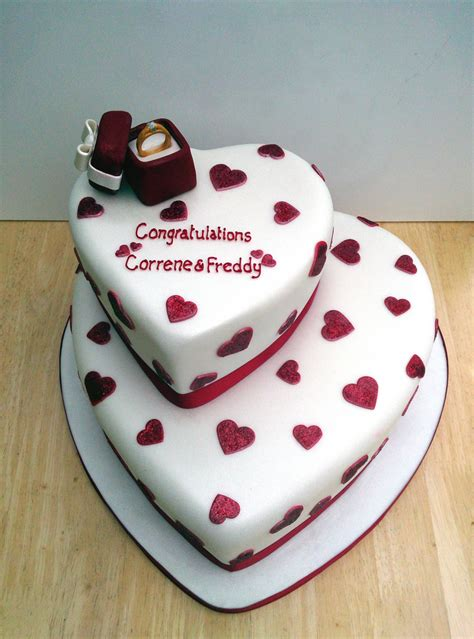 shaped cake pin tier heart shape wedding cake with white tulip sugar