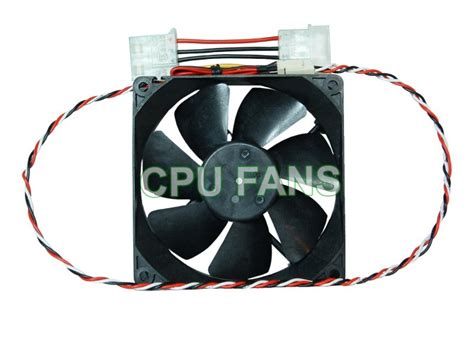 Fan Pc Std new dell fan dimension 4100 pc cpu fan replacement 92x25mm standard 3 pin connector