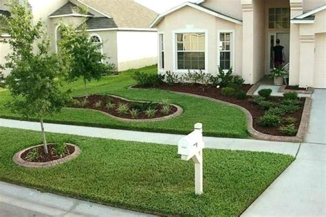 mobile home yard design new house landscaping ideas landscaping landscaping ideas