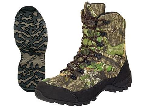 mossy oak boots rocky bobcat 8 waterproof uninsulated boots